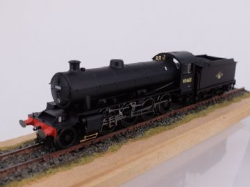 R3227 BR 2-8-0 Class O1 63663 Late Crest